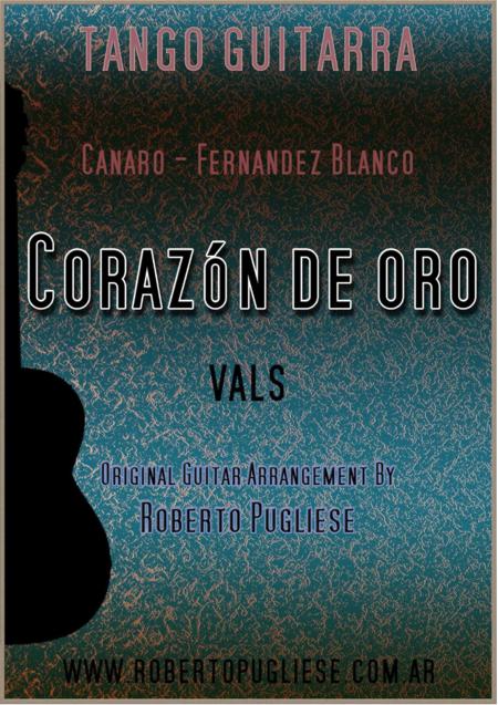 Corazon de oro - Vals (Canaro - Blanco)