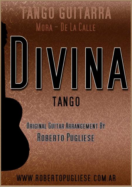 Divina - Tango (Mora - De La Calle)