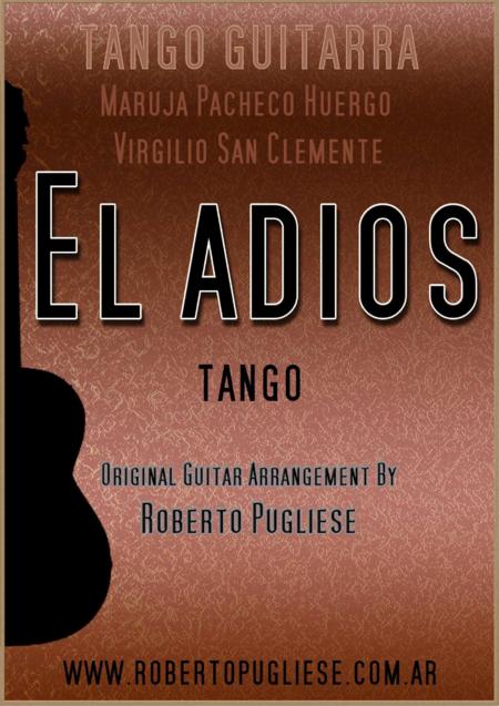 El Adios - Tango (Pacheco Huergo – San Clemente)