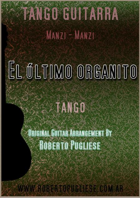 El ultimo organito - Tango (Manzi - Manzi)