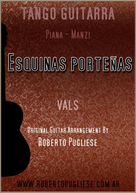 Esquinas porteñas - Vals (Piana - Manzi)
