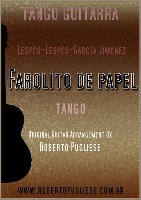 Farolito de papel - Tango (Lespes - Lespes - Jimenez)