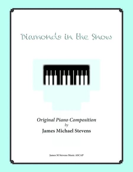 Diamonds in the Snow (minimalist piano)