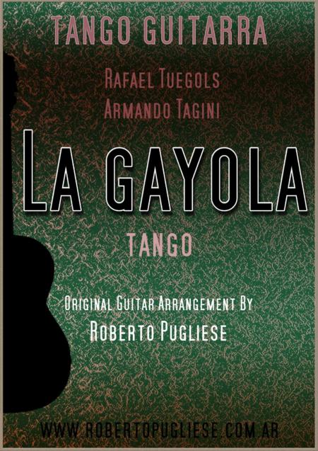 La gayola - Tango (Tuegols - Tagini)