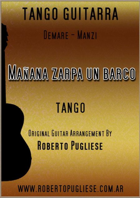 Mañana zarpa un barco - Tango (Demare - Manzi)