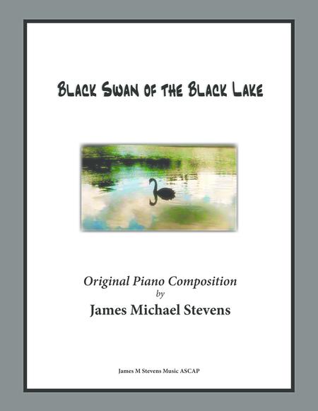 Black Swan of the Black Lake