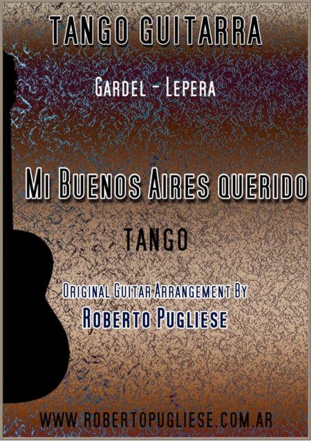Mi Buenos Aires querido - Tango (Gardel - Lepera)