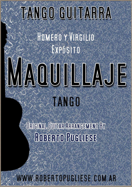Maquillaje - Tango (Homero y Virgilio Expósito)