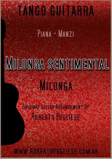 Milonga sentimental - Milonga (Piana - Manzi)