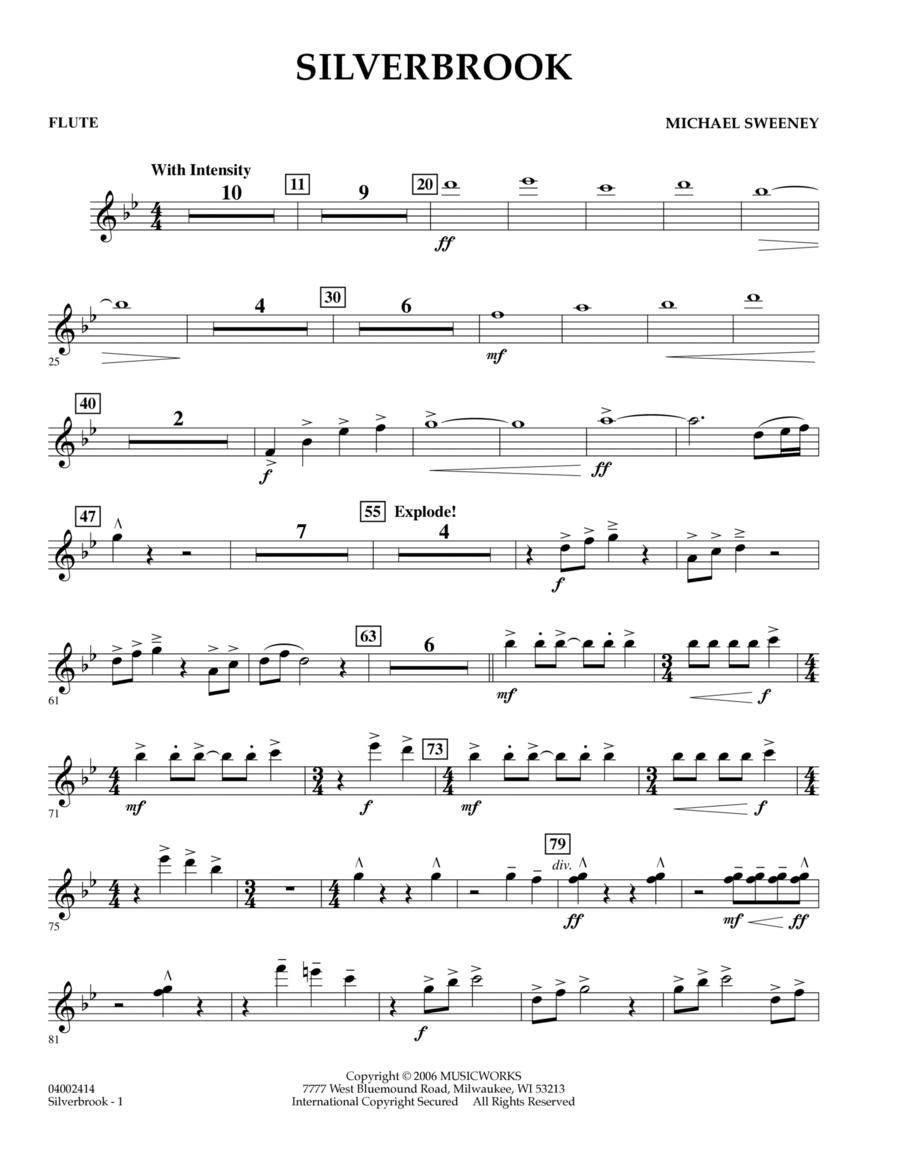Silverbrook - Flute