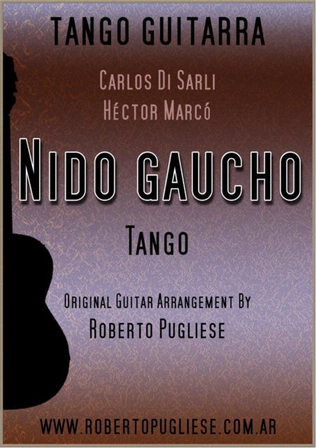 Nido gaucho - Tango (Di Sarli - Marcò) for guitar