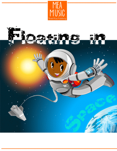 Floating in Space
