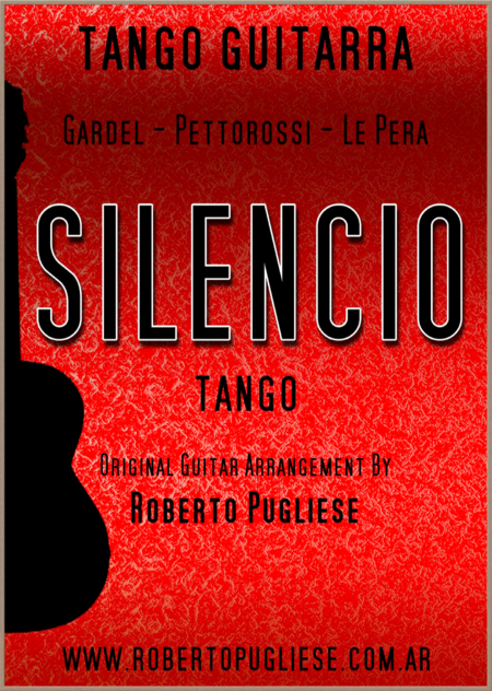 Silencio - Tango guitar