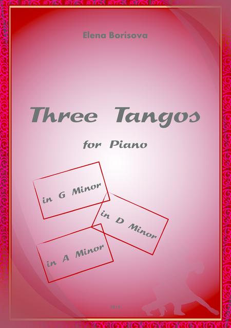 Three Tangos