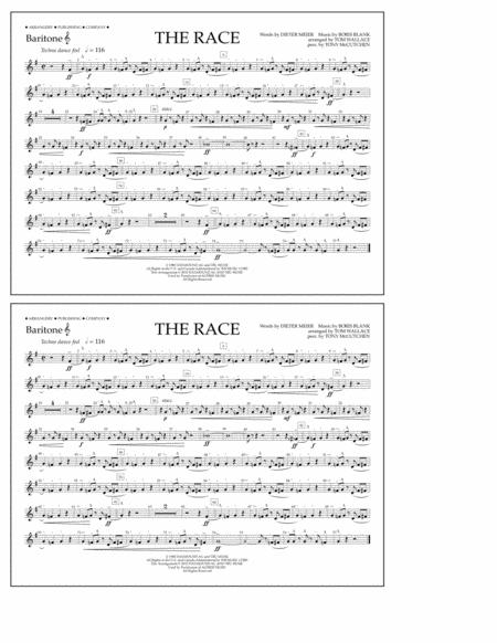 The Race - Baritone T.C.
