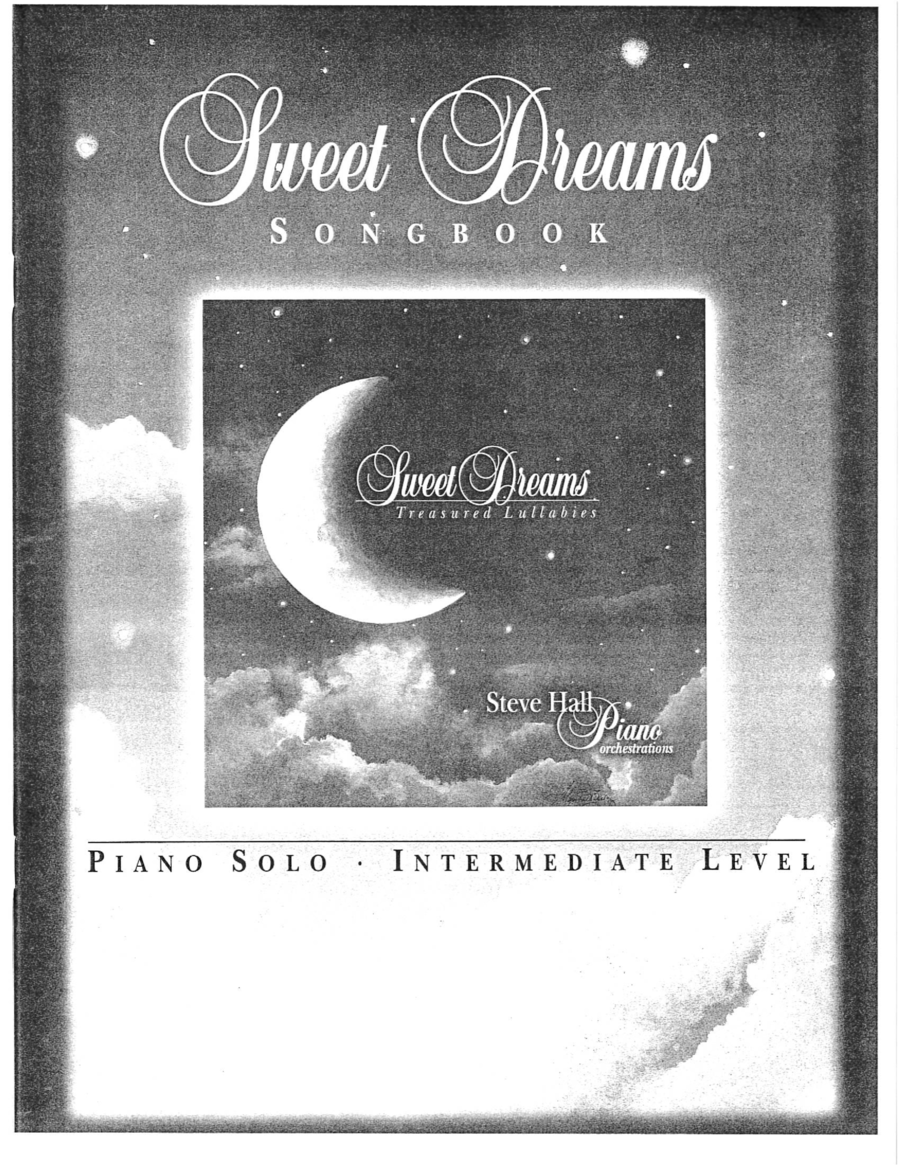 Sweet Dreams Song Book