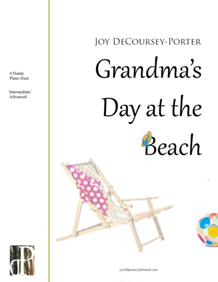 Grandma's Day at the Beach