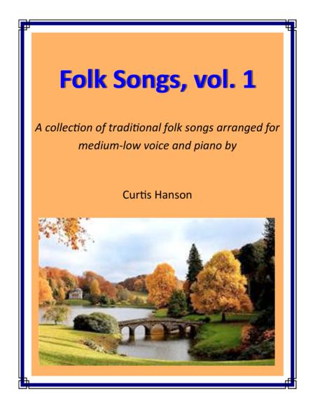 Folk Songs, vol. 1 - ML