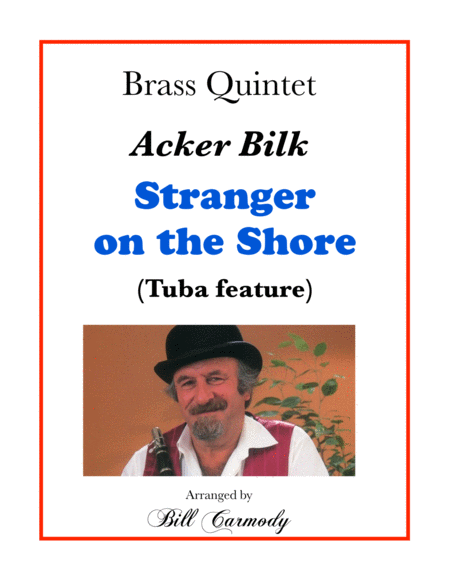 Stranger on the Shore (tuba feature)
