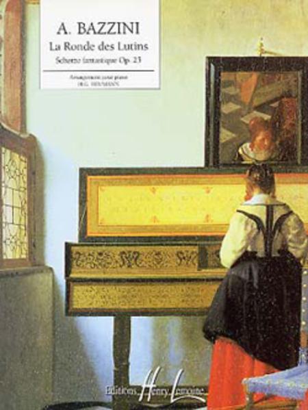 Ronde Des Lutins Op. 25