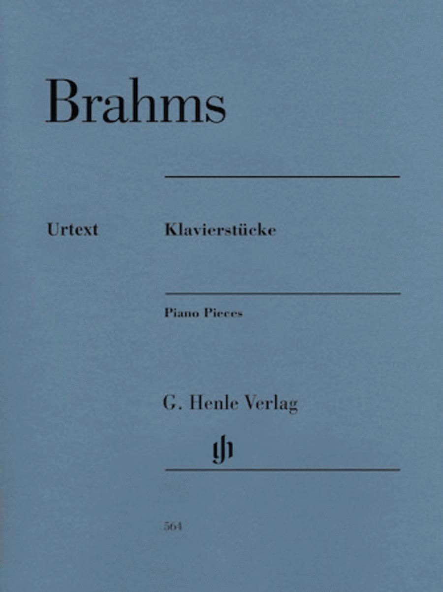 Klavierstucke [Piano Pieces]
