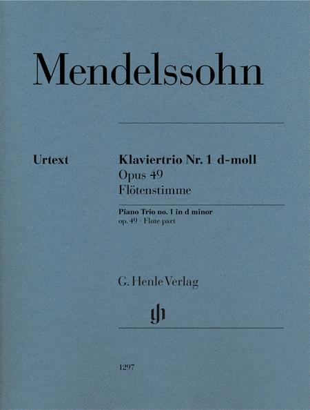Piano Trio Op. 49