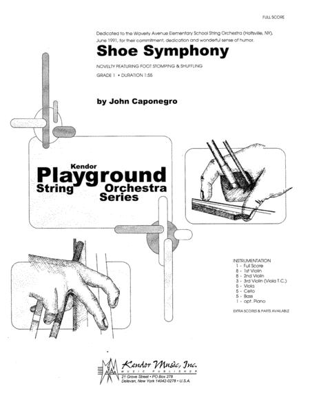 Shoe Symphony - Full Score