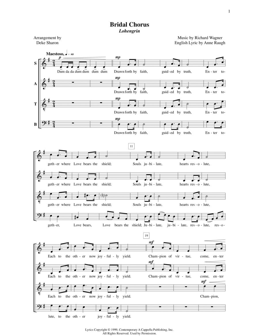 Bridal Chorus from