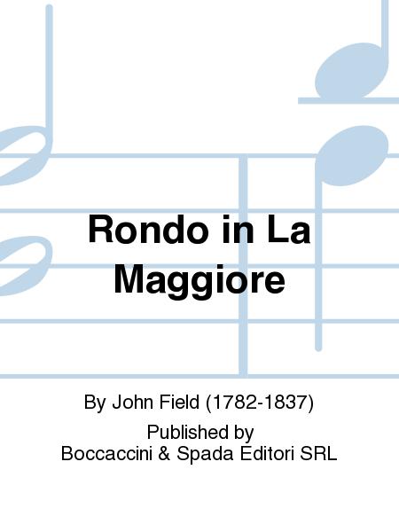 Rondo in La Maggiore