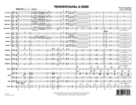 Pennsylvania 6-5000 - Full Score