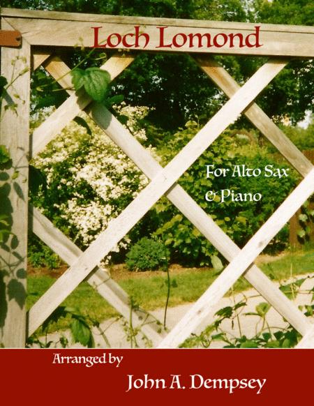 Loch Lomond (Alto Sax and Piano Duet)