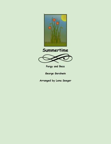 Summertime (Wind Quartet)