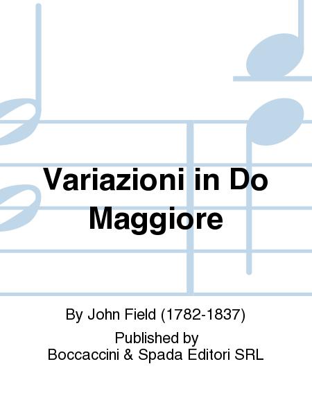 Variazioni in Do Maggiore