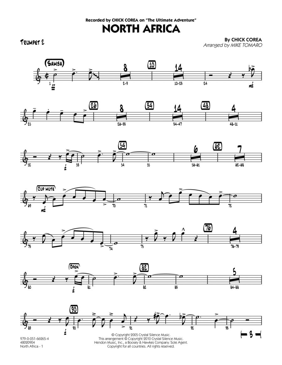 North Africa - Trumpet 2