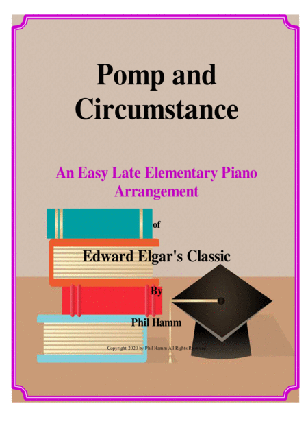 Pomp and Circumstance-Late Elementary- Piano