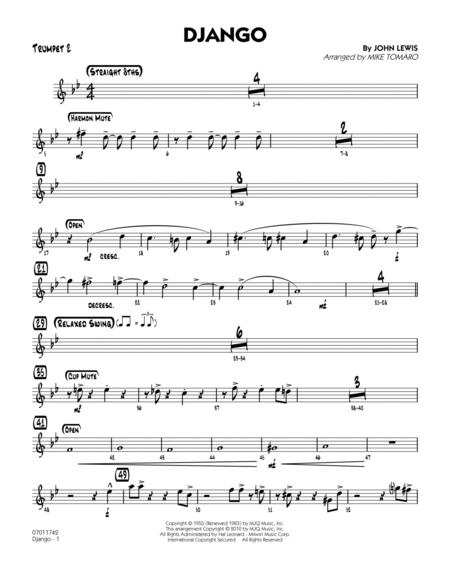 Django - Trumpet 2