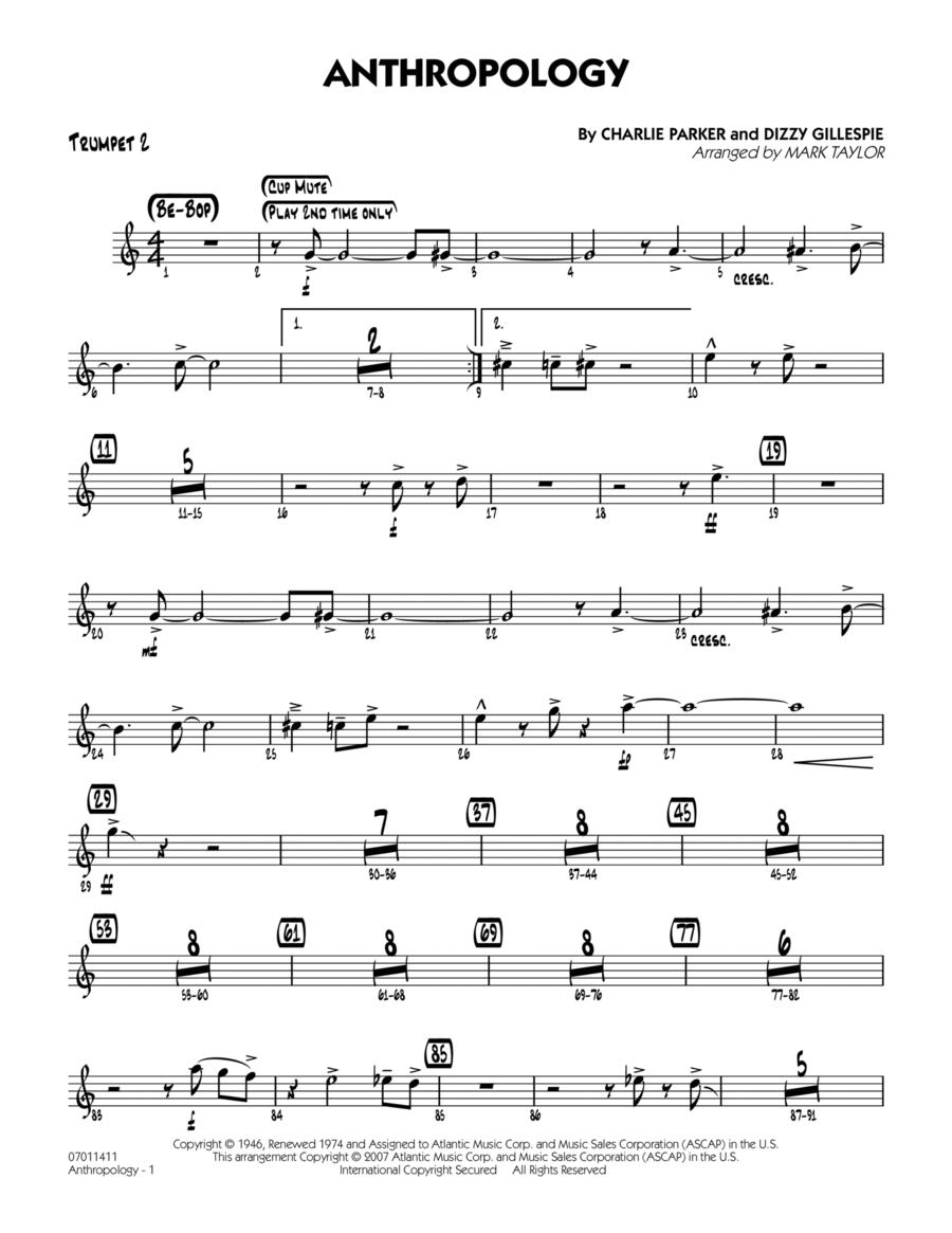 Anthropology - Trumpet 2