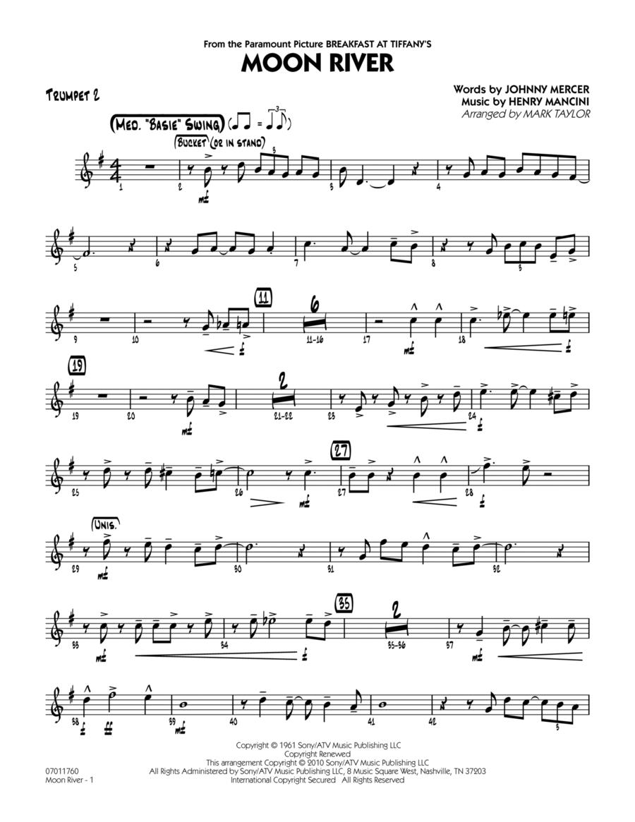 Moon River - Trumpet 2