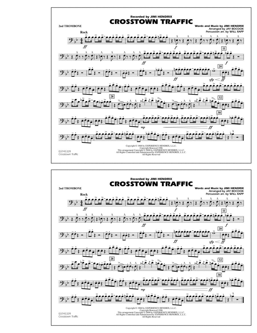 Crosstown Traffic - 2nd Trombone