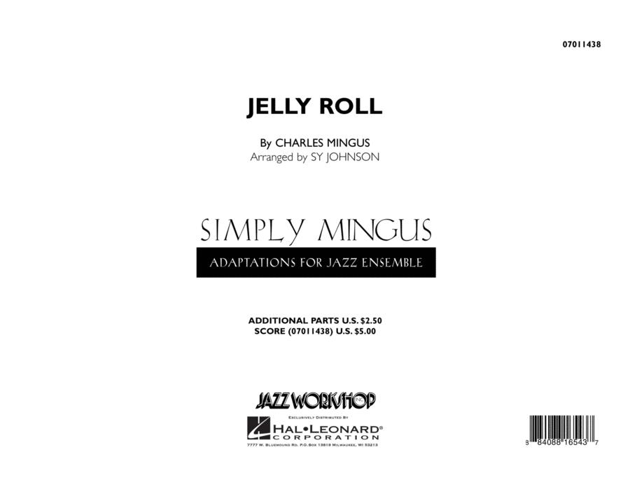 Jelly Roll - Conductor Score (Full Score)