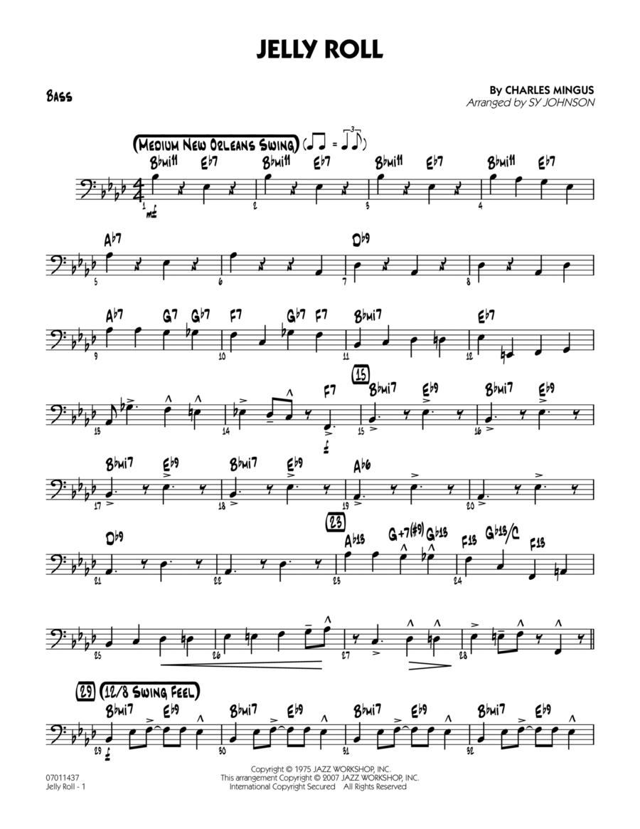 Jelly Roll - Bass