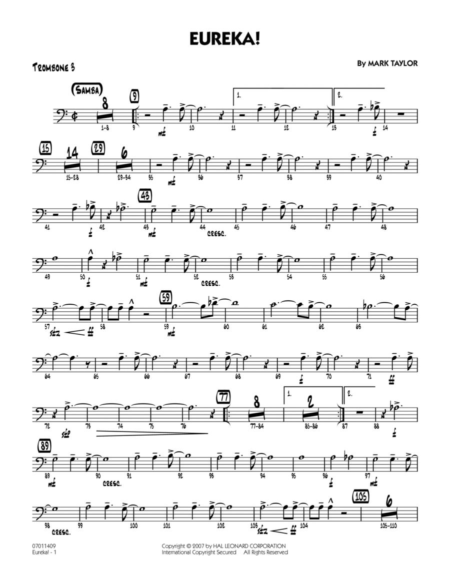 Eureka! - Trombone 3