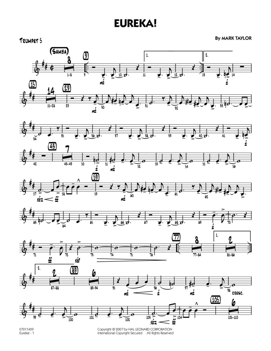 Eureka! - Trumpet 5