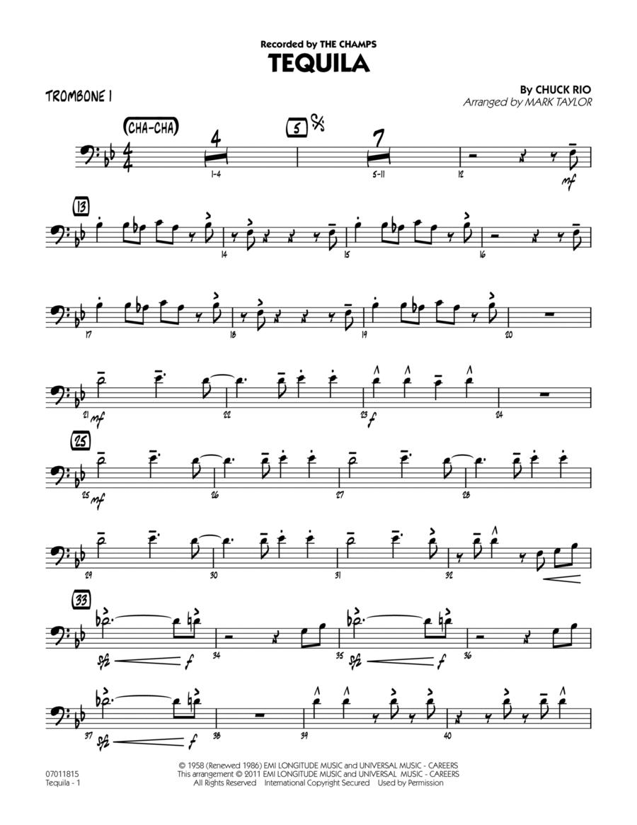 Tequila - Trombone 1