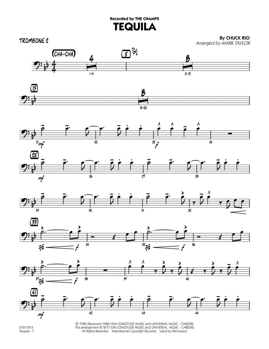 Tequila - Trombone 2