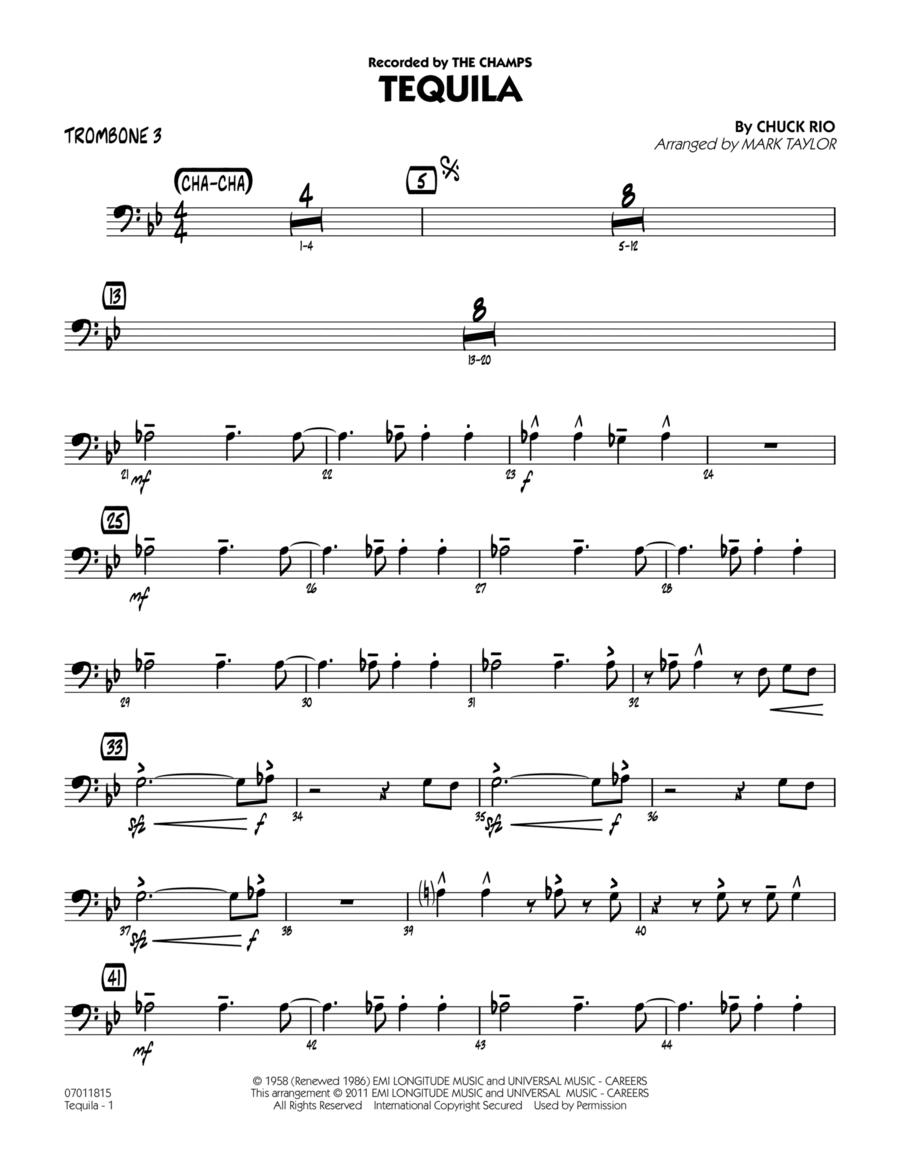 Tequila - Trombone 3