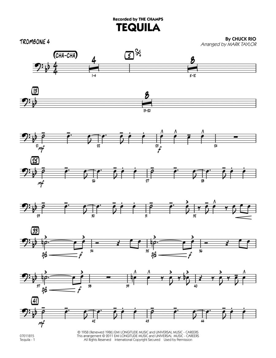 Tequila - Trombone 4