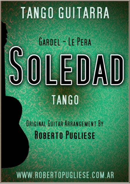 Soledad - tango guitar (Gardel - Le Pera)