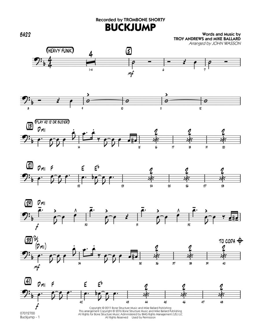 Buckjump - Bass