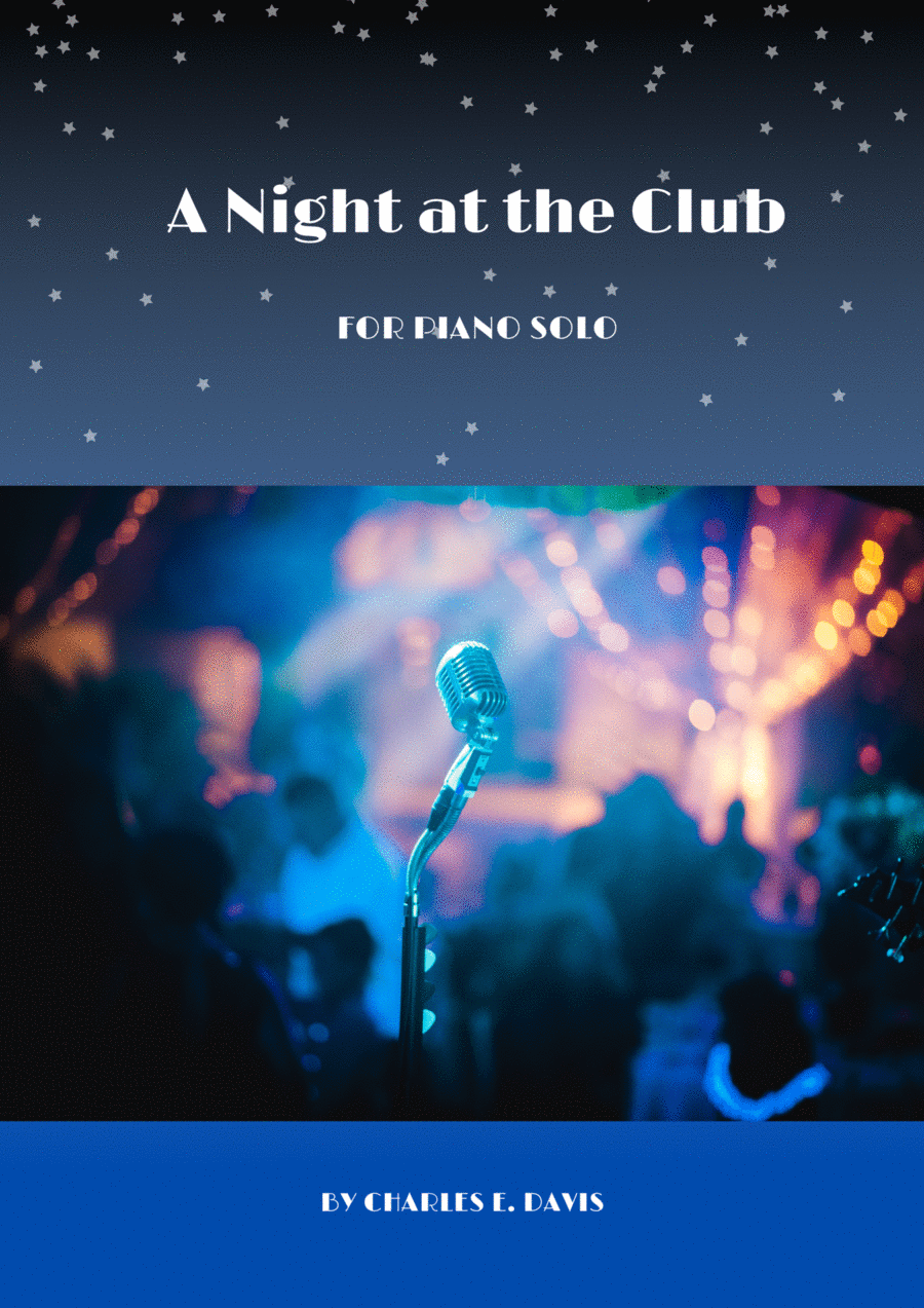 A Night At The Club - Piano Solo